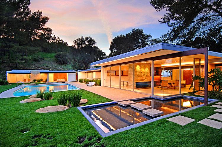 Richard Neutra Architecture Singleton Everett Fenton