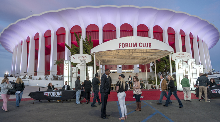 The Forum - Los Angeles